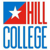 hill college logo lp physical therapy