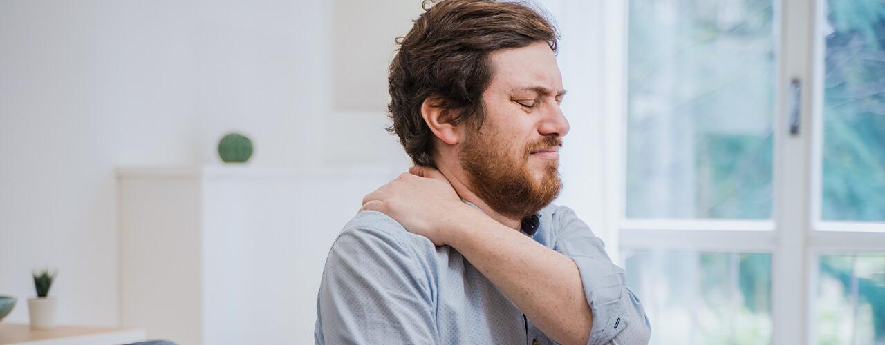 Shoulder Pain Relief Hillsboro, TX